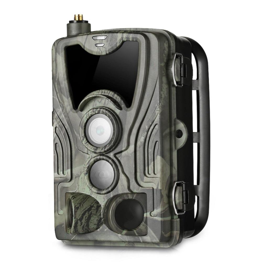 HC-801G 3g caça câmera 16mp trail câmera