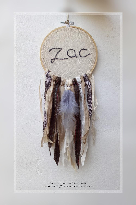 Один кусок ручной работы Ловец снов ветряные колокольчики Висячие прямая Фотография реквизит - 2