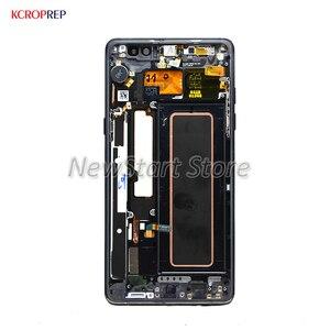 Image 2 - สำหรับSamsung GalaxyหมายเหตุFE 7 N930 N935จอแสดงผลLCD Touch Screen Digitizer AssemblyสำหรับSamsungหมายเหตุ7 FE N930F n935F/DS LCD