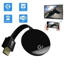 Mirascreen Wifi Display Receiver for Chromecast DLNA Miracast Airplay Push HDMI Adapter for Android IOS TV