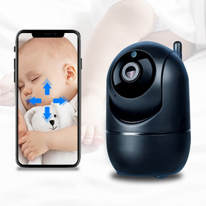 Baby Monitor WiFi Cry Alarm IP Camera WiFi Video Nanny Cam Baby Camera Night Vision Wireless Video Surveillance CCTV Camera