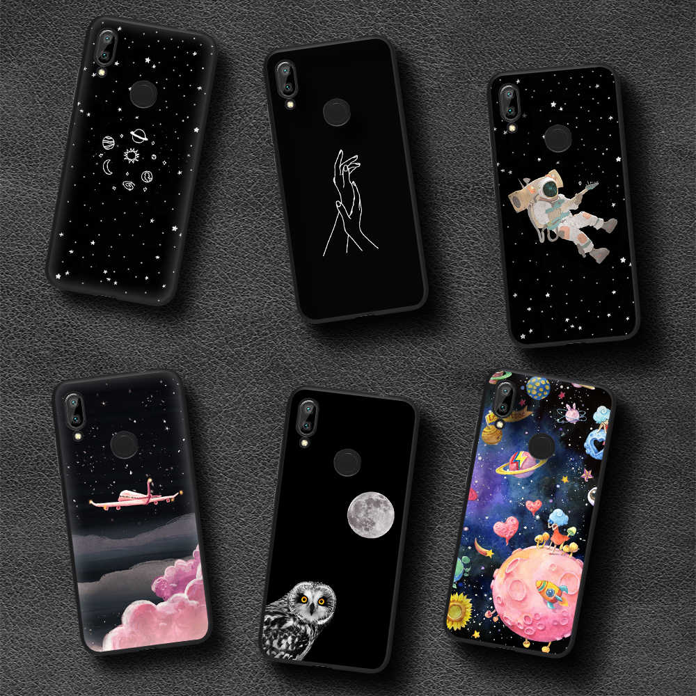 Cartoon Matte Animal Cute Fashion Back Cover Case na Redmi Note 7 Pro etui na Redmi Pro S2 5 4 3 2 farba fajna obudowa telefonu