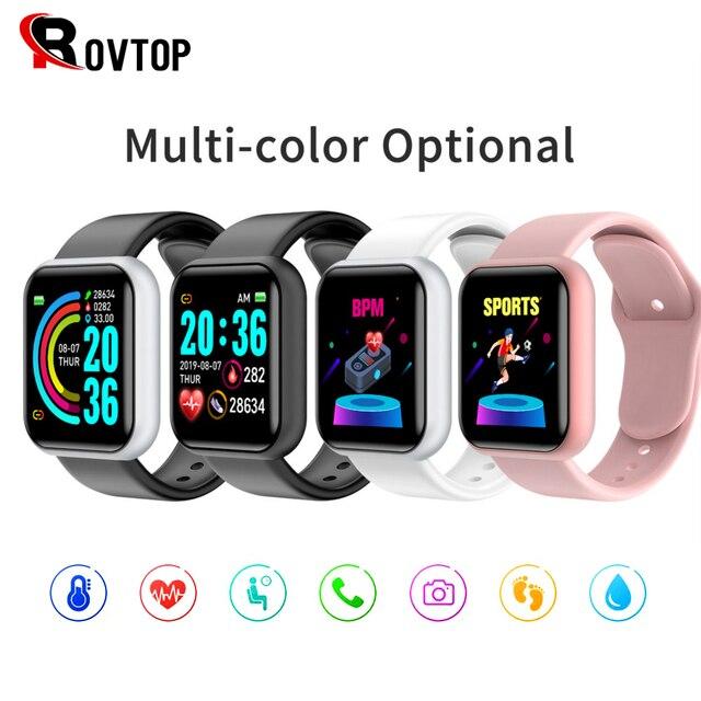 Y68 Bluetooth Smartwatch