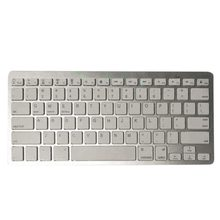 Hot Sale Wireless Bluetooth Keyboard untuk Udara iPad MINI MAC Komputer PC Macbook(China)