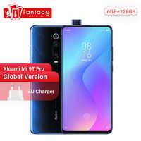 Version mondiale Xiao mi mi 9 T Pro 9 T (rouge mi K20 Pro) 6 go 128 go Snapdragon 855 Smartphone 48MP Triple caméras 4000mAh NFC