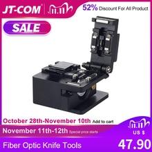 Fiber cleaver optical fusion Cable Cutting Knife FTTH single mode metal Fiber Optic Knife Tools cutter High Precision Cleavers