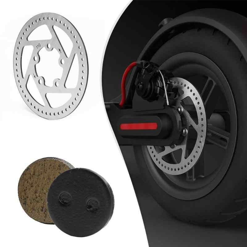 2 pièces de rechange de plaquettes de frein de Scooter électrique pour planche à roulettes de Scooter Xiaomi Mijia M365