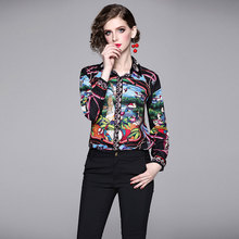 Blusas Mujer De Moda 2019 Spring Autumn Long Sleeve Shirt Women Blouses Vintage Womens Tops And Ladies Camisas