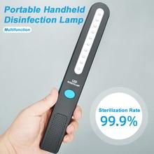 USB Portable UVC Sterilization Stick toothbrush underwear Feeding bottle Sterilizer UV Sanitizer Light Lamp Apr14