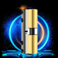 Super C class 12 key cylinder Anti theft core of the door lock Universal copper plated chrome customized cylinders Copper key