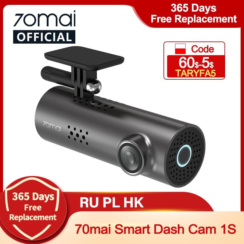 70mai Car DVR 1S APP & English Voice Control 70mai 1S 1080P HD Night Vision 70mai 1S Dash Camera Recorder WiFi 70mai Dash Cam|DVR/Dash Camera| - AliExpress