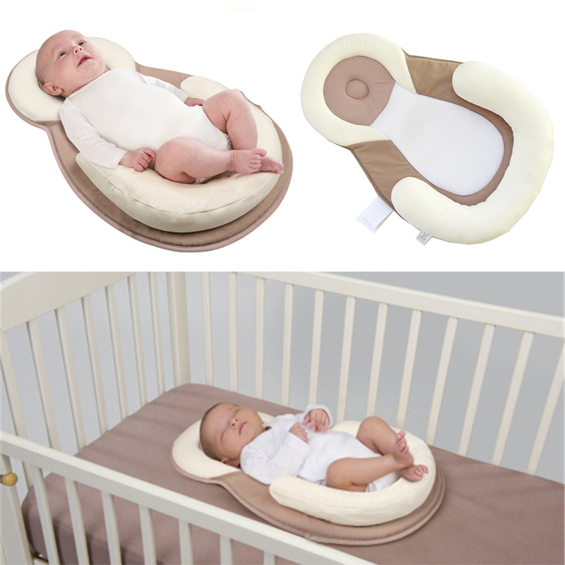 Portable Baby Crib Nursery Travel Folding Baby Bed Bag Infant Toddler Cradle Multifunction Storage Bag For Baby Care Mattress