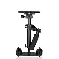 Portable Handheld Stabilizer S40 Video Steadycam Stabilizers With Quick Release Plate For Canon Nikon Sony Camera GoPro AS99
