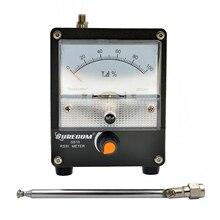 محمول Surecom SS10 100K 3GHz RF إشارة قوة متر اختبار هوائي مناسب لاستخدام لاسلكي وقياس مجال الراديو