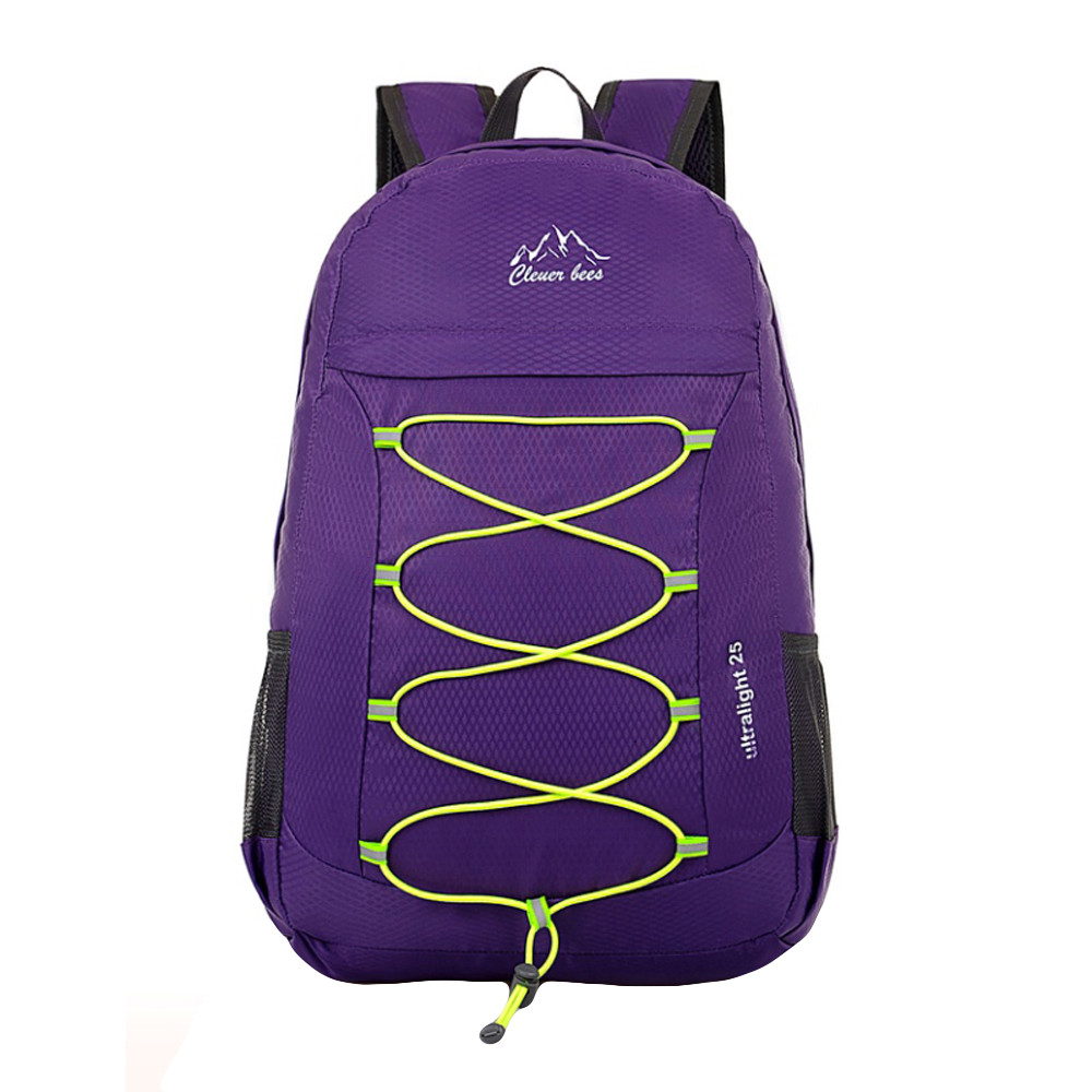 Outdoor Sports Nylon Climb Backpack Shoulder Motion Travel Backpack
