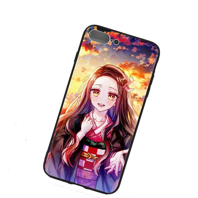 Demon Slayer Kimetsu no Yaiba Case Cover for iPhone Models