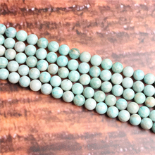 Tianhe Stone Natural Stone Beads Loose Stone Beads For Jewelry Making DIY Bracelets Necklace Accessories 4/ 6/8/10mm