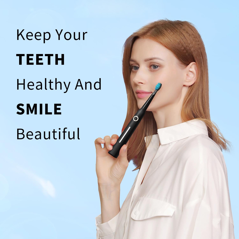 электрическая зубная щетка seago sonic sg-958