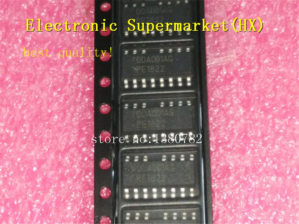 Free Shipping  20pcs/lots DDA001AG DDA001 SOP-15 IC In Stock!