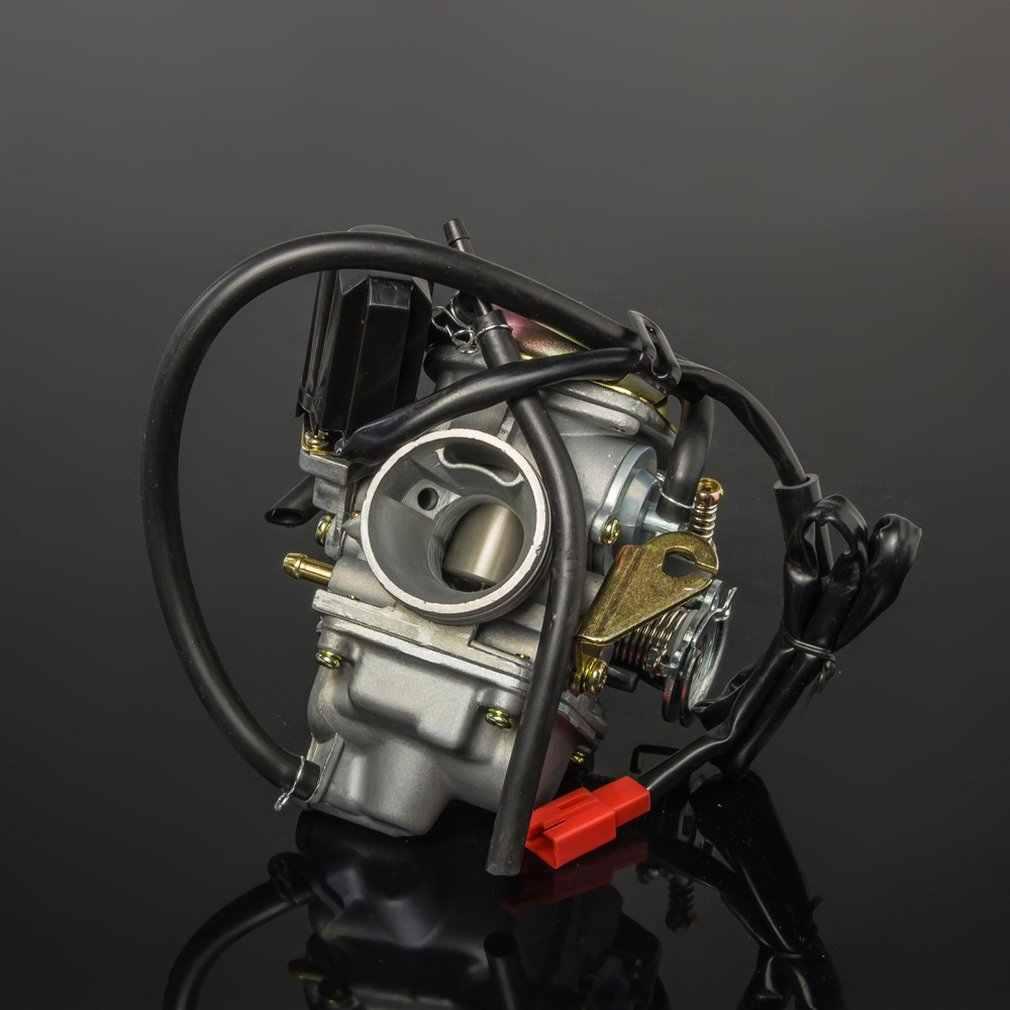 Gy6 karbüratör Scooter Atv için 125-150Cc Pd24J 24Mm motosiklet aksesuarları