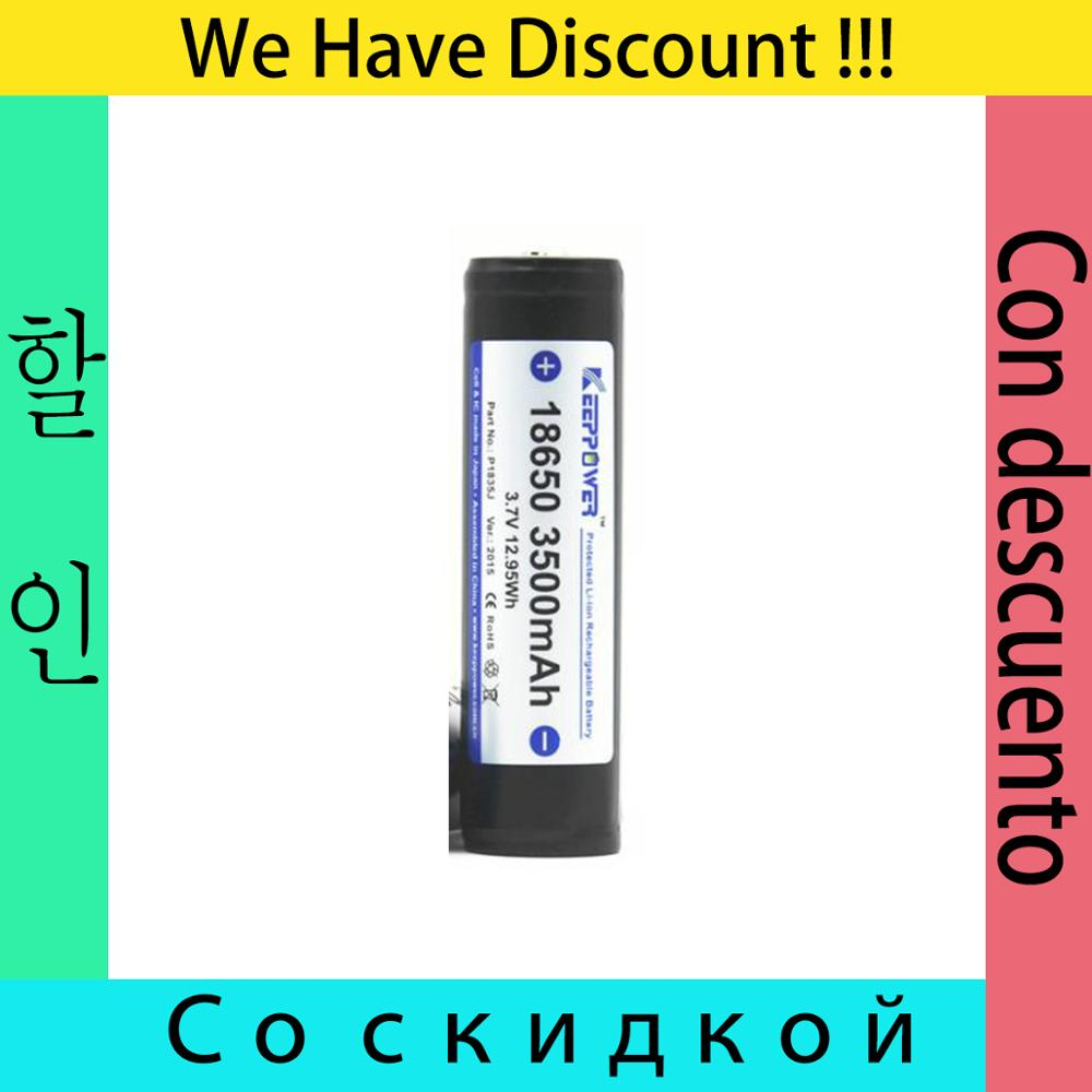 1/KeepPower p1835j 18650/Akku 3500/mAh 3.7/V