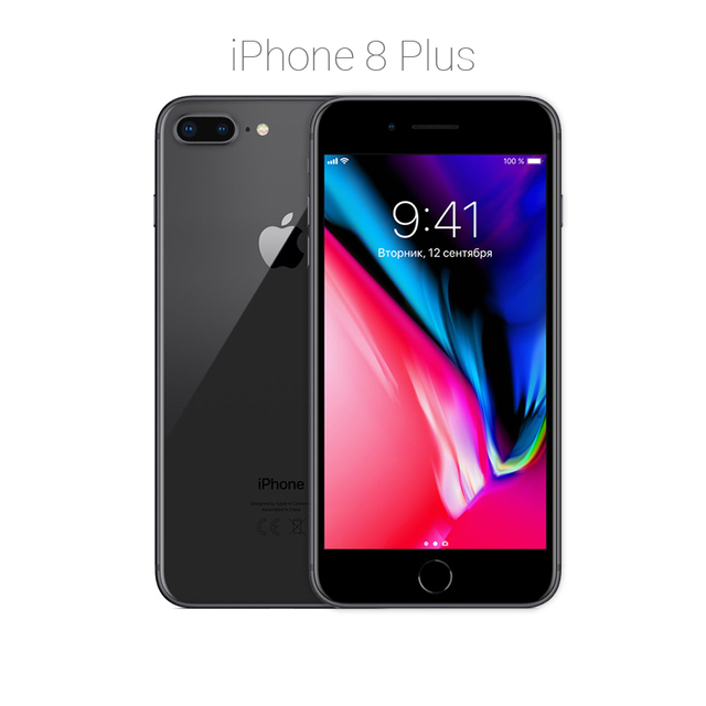 Смартфон Apple iPhone 8 Plus 64 ГБ
