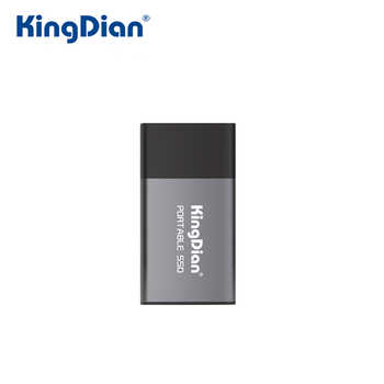 KingDian External SSD 120GB 250GB 500GB Portable SSD 1tb 2tb External Hard Drive USB3.0 External Solid State Drive