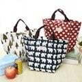 Женский Ланч-бокс, сумка, модная Изолированная Термосумка для еды, пикника, сумки для обеда для женщин, детей, мужчин, сумка-холодильник, сумк...