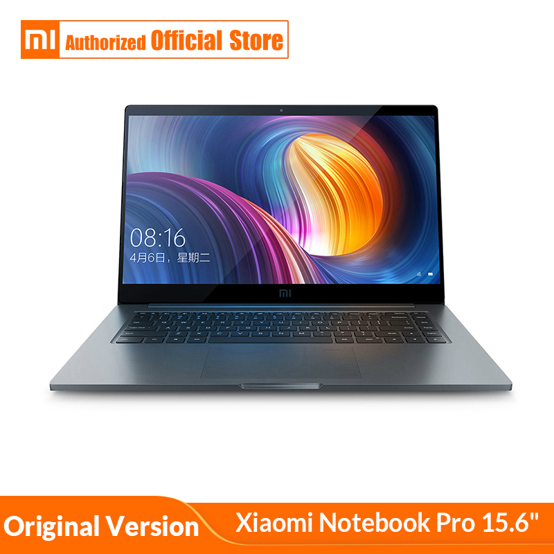 Ordinateur portable d'origine Xiao mi mi Air Pro 15.6 ''Intel Core i5-8250U CPU Nvidia GeForce MX150 8GB 256GB SSD Xiao mi ordinateur portable Windows 10