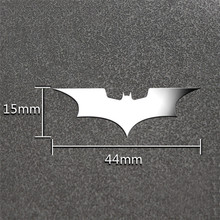 Car, 3D Bat Character Sticker - Vinyl Cut Car Motorcycle, Truck, Laptop