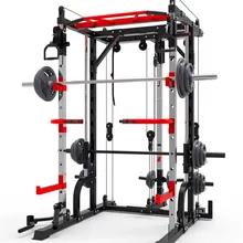 Training-Rack Fitness-Equipment Smith-Machine Home-Use Multi-Functional Comprehensive-Training