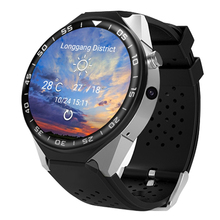 цена на S99C Smart Watch 3G 1.39 Inch Touch Round Screen Smart Watch Men Pedometer Heart Rate Camera Card Call Smartwatch For Android