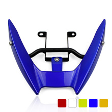 Faro superior para Yamaha, soporte de carenado frontal para Yamaha MT 09 FZ 09 FZ 09 2014, 14, 15, 16, MT09, FZ09, MT 09
