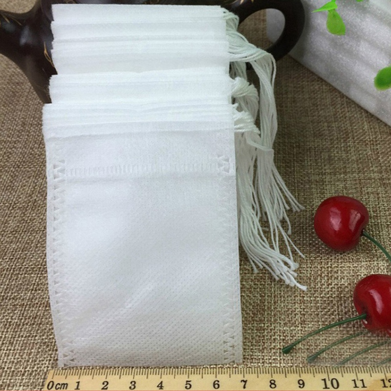 New Tea Bags With String 500Pcs 7 X 9 Cm