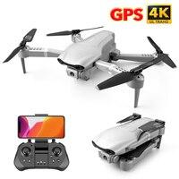 Dron 4DRC F3 con GPS, 4K, 5G, WiFi, vídeo en vivo, FPV, quadrotor de vuelo, 25 minutos de distancia, 500m, Dron HD, cámara dual gran angular