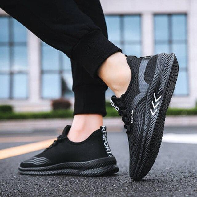 Sneaker Casual Pa Hende Homber 3