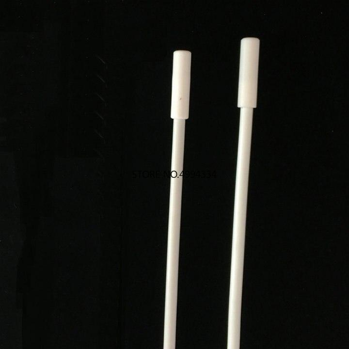 1PCS PTFE 300/350mm Agitador Retriever, reciclagem de Teflon agitar varas de núcleo de aço inoxidável, stirr magnético bares removedor