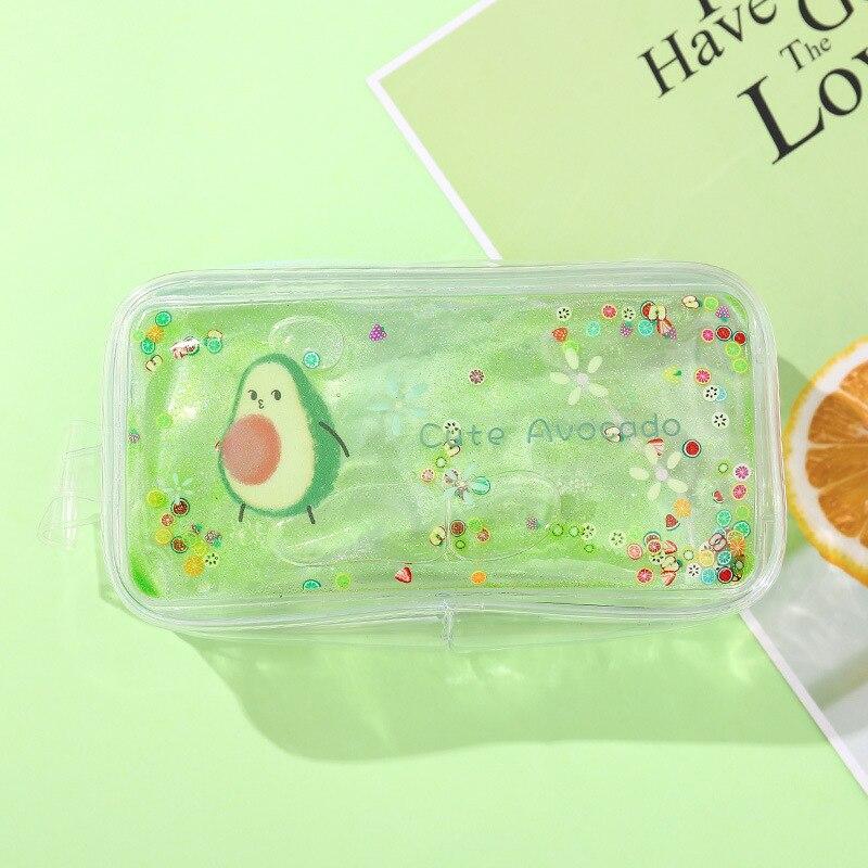 Women Makeup Bags avocado travel cosmetic bag Toiletries Organizer Waterproof Storage Neceser Hanging Bathroom Wash Bag