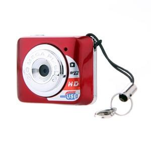 Image 4 - X3 Portable Micro Digital Camera HD High Denifition Pocket Mini Camera DV Camcorder 32GB TF/MicroSD DVR Driving Recorder Cam