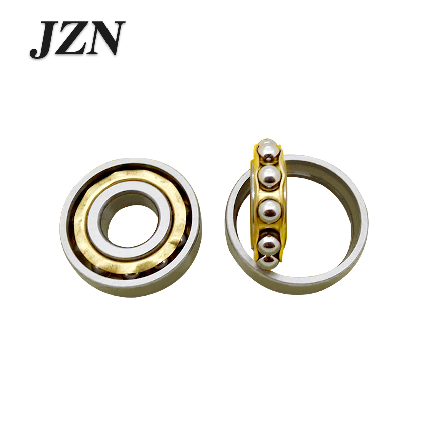 Free Shipping Engraving Machine Angular Contact Bearing E7 FB7 EN7 Inner Diameter 7 Outer Diameter 22 Thickness 7mm