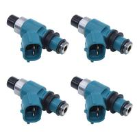 4PCS New Petrol Gas Fule Supply Fuel Injection Injector for Yamaha Replacement Part 13S 13761 00 00 13S137610000