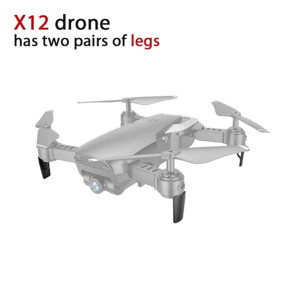 HobbyLane 4 RC Chân Giá Để X12/S163 Drone Wifi FPV RC Phần Phụ Kiện