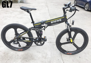 26 polegada bicicleta elétrica de alumínio dobrável bicicleta elétrica 400w poderoso mottor 48v12.5a bateria montanha e bicicleta cidade/bicicleta neve