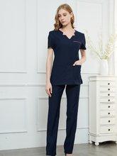 Медсестер и одежда для врачей белые пуховые пальто; Стоматологи