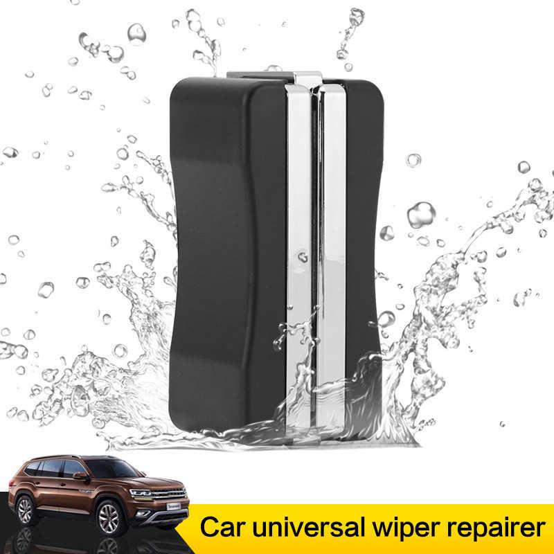 Universal Mobil Truk Kaca Depan Wiper Blade Refurbish Perbaikan Alat Remover Kaca Depan Perbaikan Awal Kit Cleaner Dropship