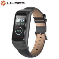 Band Voor Amazfit Cor 2 Lederen Armband Polsbandjes Voor Xiaomi Huami Amazfit Midong Band Cor 2 Smartwatch Vervanging