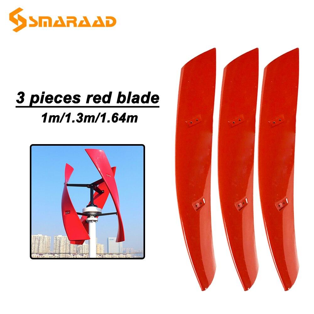 vento fibra vidro 1m 1.3m eixo vertical