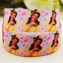 22mm 25mm 38mm 75mm Emma wiggles gedruckt Grosgrain-Band-party dekoration 10 Yards X-03267