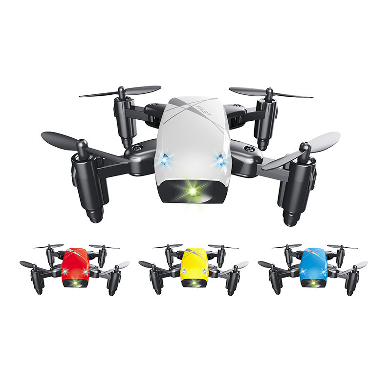 S9 S9HW Mini RC Drone with Camera HD FPV Foldable RC Quadcopter Height Hold Helicopter WiFi FPV Micro Bag drone
