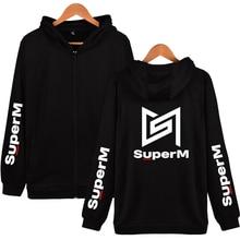 SuperM Zipper Hoodie (24 Models)